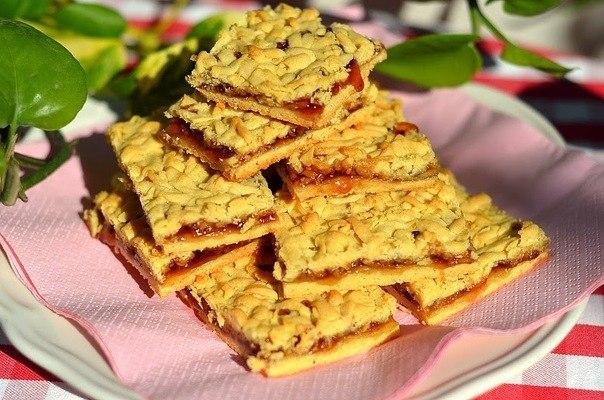 Венское печенье с вареньем рецепт пошагово