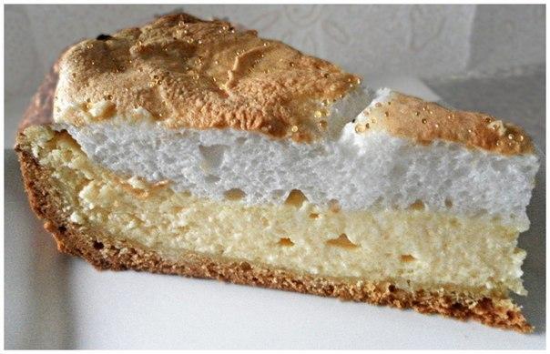 Творожный торт слеза ангела рецепт