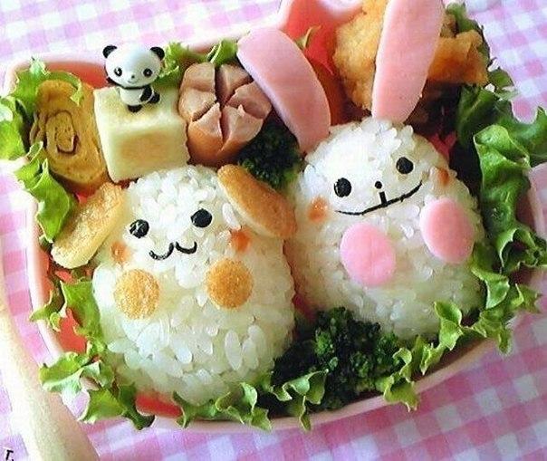 Необычные рецепты блюд для детей