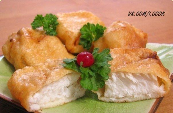 Рыба жареная в кляре рецепт пошагово