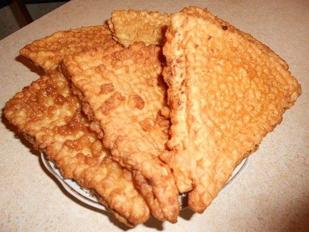 Вафельные коржи с фаршем в кляре рецепт с фото пошаговый