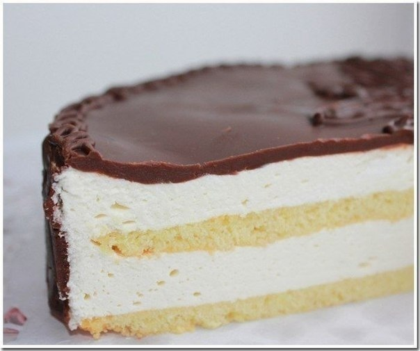 Рецепт торта птичье молоко рецепт