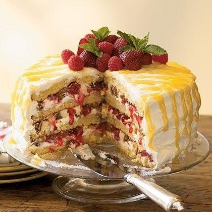 Самый вкусный торт для ребенка