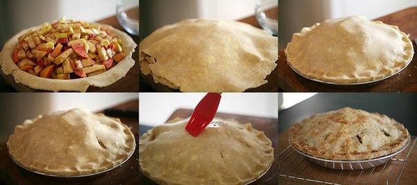 Американский куриный пирог рецепт