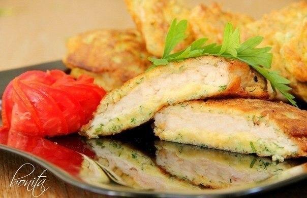 Курица сыром рецепты фото